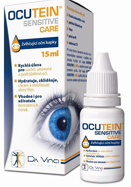 Zobrazit detail výrobku Simply You Ocutein SENSITIVE CARE oční kapky 15 ml DaVinci
