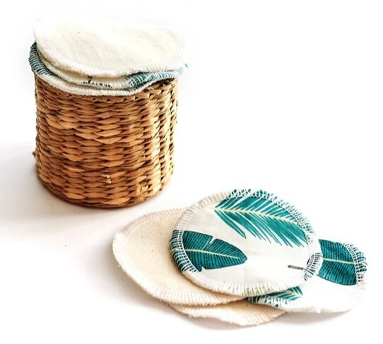 Zobrazit detail výrobku Tropikalia Odličovací přírodní tampónky se stromečky 1 ks