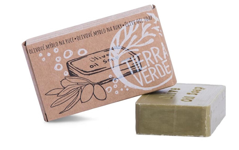 Zobrazit detail výrobku Tierra Verde Olivové mýdlo na ruce 100 g