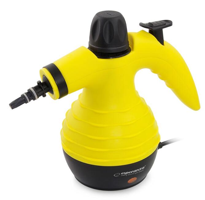 Zobrazit detail výrobku Esperanza Parní čistič - SLEVA - POŠKOZENÝ OBAL