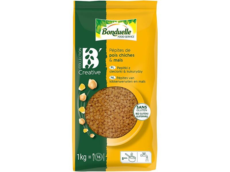 Zobrazit detail výrobku Bonduelle Pepitky z cizrny a kukuřice 1kg