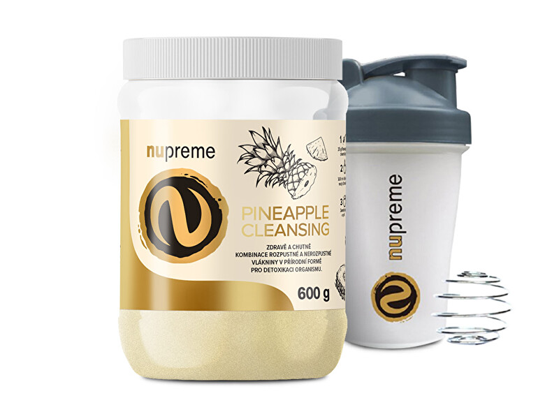 Nupreme Pinneapple Cleansing 600 g Shaker