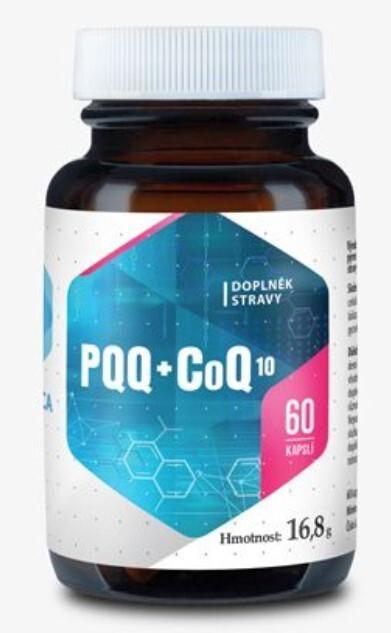Zobrazit detail výrobku Hepatica PQQ+CoQ10 60 kapslí