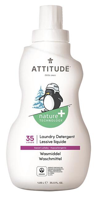 Zobrazit detail výrobku ATTITUDE Nature+ Prací gel pro děti ATTITUDE s vůní Sweet Lullaby 1050 ml