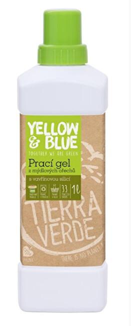 Zobrazit detail výrobku Yellow & Blue Prací gel vavřín 1 l