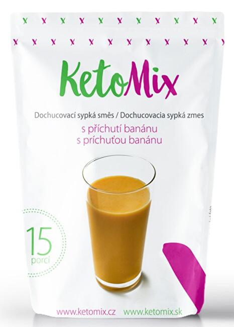 Zobrazit detail výrobku KetoMix Příchuť ke koktejlu - banán 45 g