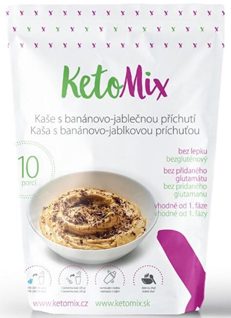 Zobrazit detail výrobku KetoMix Proteinová kaše 280 g