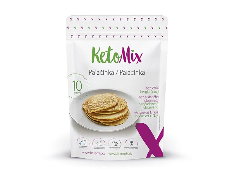 Zobrazit detail výrobku KetoMix Proteinová palačinka 320 g (10 porcí)