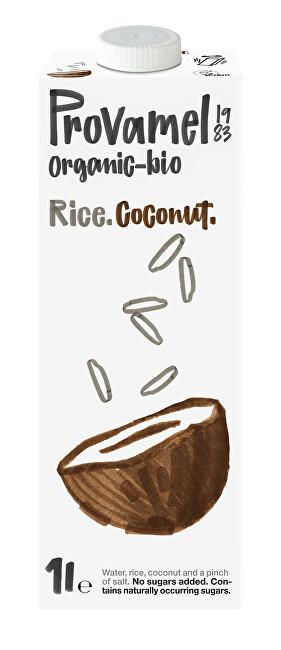 Zobrazit detail výrobku Provamel Provamel BIO kokosový nápoj s rýží 1 l