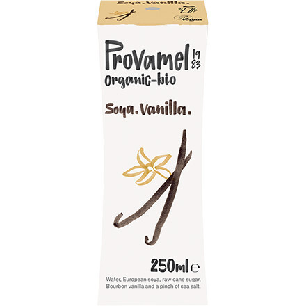 Provamel BIO sójový nápoj s vanilkou 250 ml