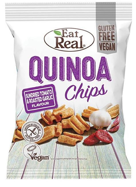 Zobrazit detail výrobku Eat Real Quinoa Sundried Tomato & Garlic 80 g