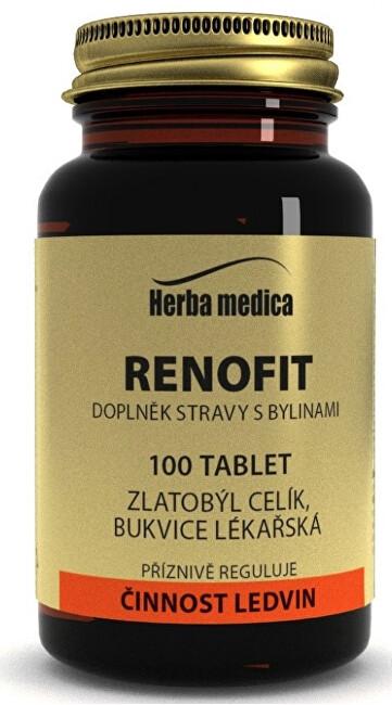 Zobrazit detail výrobku HerbaMedica Renofit 50g - očista ledvin - 100 tablet