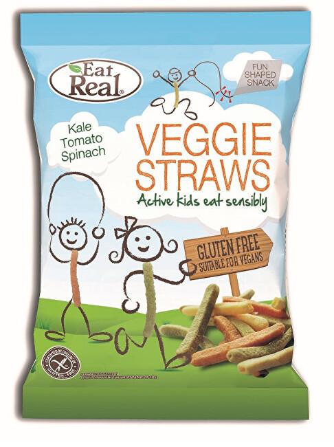 Zobrazit detail výrobku Eat Real Veggie Straws Kids 20 g