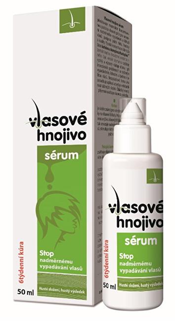 Vlasové hnojivo sérum 50 ml