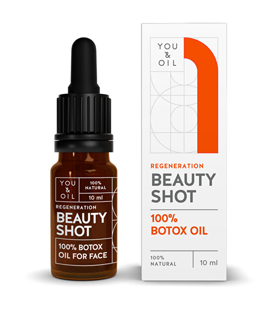 You Oil You Oil Beauty Shot 100 percent Botox oil 10 ml