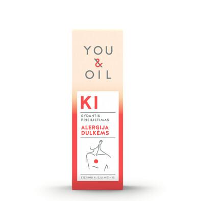 Zobrazit detail výrobku You & Oil You & Oil KI Alergie na prach 5 ml