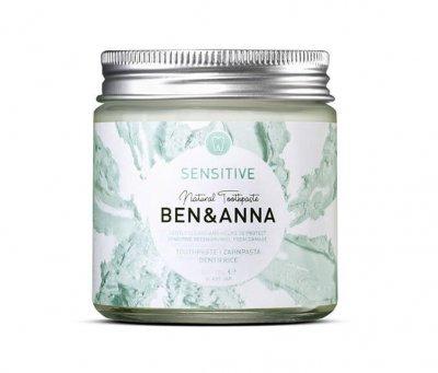 Zobrazit detail výrobku BEN & ANNA Zubní pasta pro citlivé zuby Sensitive 100 ml