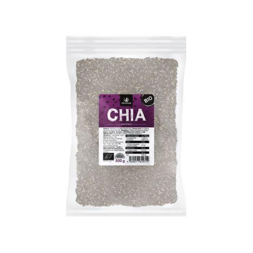 Zobrazit detail výrobku Allnature Chia semínka BIO 500 g