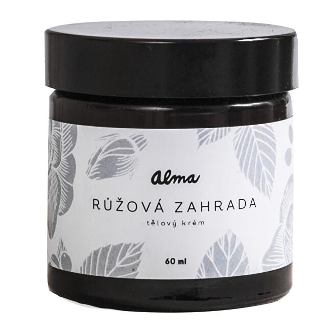 Zobrazit detail výrobku Alma-natural cosmetics Anti-age krém Růžová zahrada 60 ml