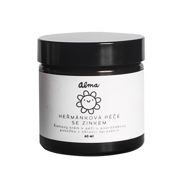Zobrazit detail výrobku Alma-natural cosmetics Heřmánková péče se zinkem 60 ml