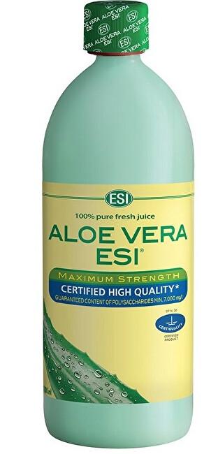 ESI Aloe Vera čistá šťava 1 l