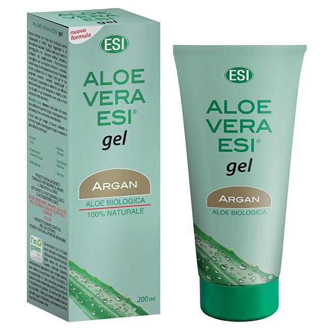 Zobrazit detail výrobku ESI Aloe Vera ESI gel s arganovým olejem 200 ml