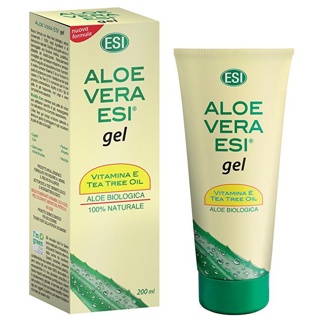 Zobrazit detail výrobku ESI Aloe Vera ESI gel s vitamínem E a Tea Tree olejem 200 ml