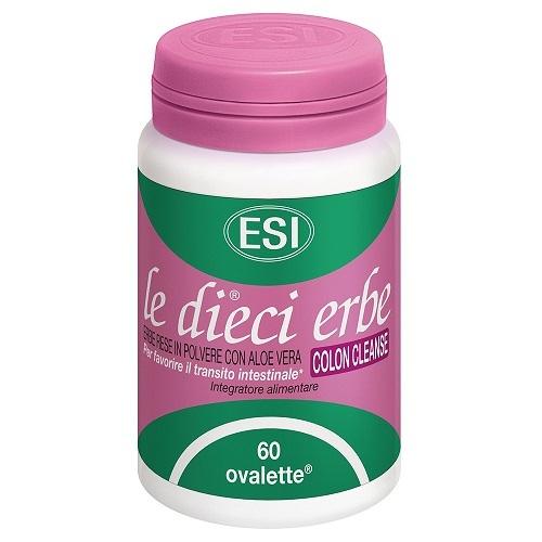 Zobrazit detail výrobku ESI Aloe Vera tablety Colon Cleanse 60 tablet
