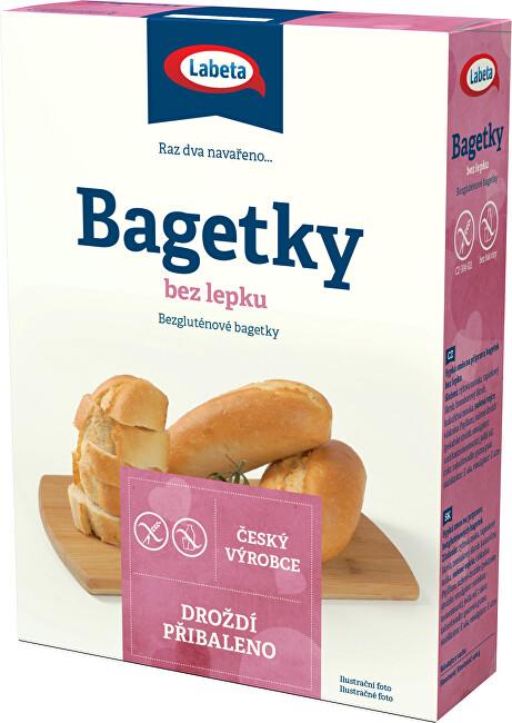 Zobrazit detail výrobku LABETA A.S. Bagetky směs bez lepku 400 g