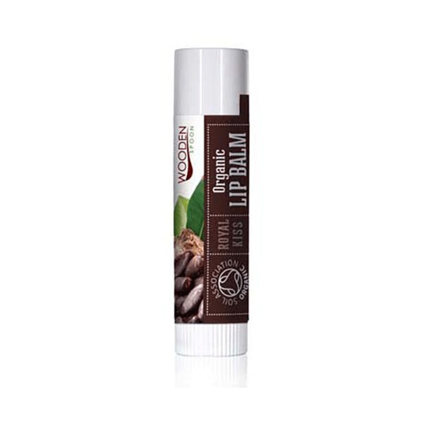 Zobrazit detail výrobku WoodenSpoon Balzám na rty Královský polibek WoodenSpoon 4,3 ml