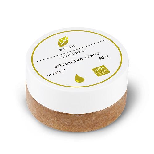 Zobrazit detail výrobku Bebutter Bebutter Tělový peeling citronová tráva 80 g