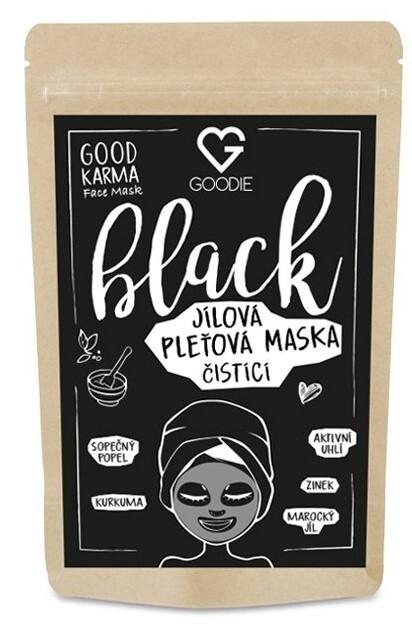 Zobrazit detail výrobku Goodie Black Face mask - jílová maska 30 g