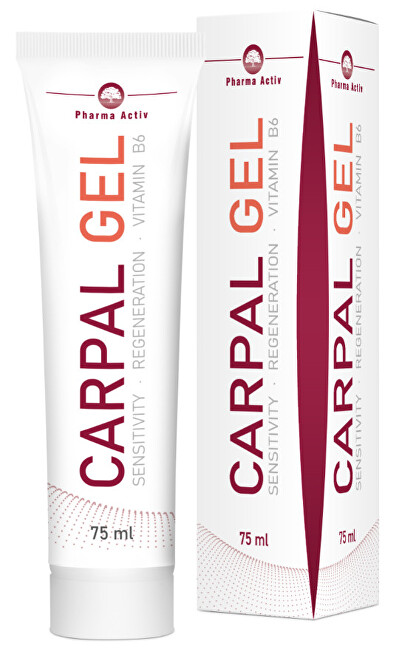 Zobrazit detail výrobku Pharma Activ Carpal Gel 75 ml