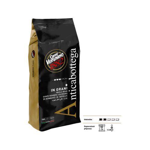 Zobrazit detail výrobku CASA DEL CAFE VERGNANO Káva zrnková Vergnano Antica Bottega 1 kg