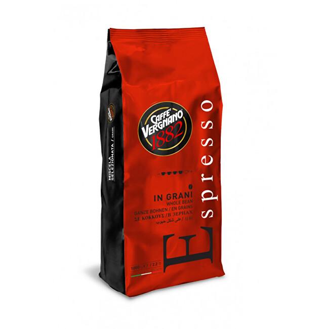 Zobrazit detail výrobku CASA DEL CAFE VERGNANO Káva zrnková Vergnano Espresso 1 kg