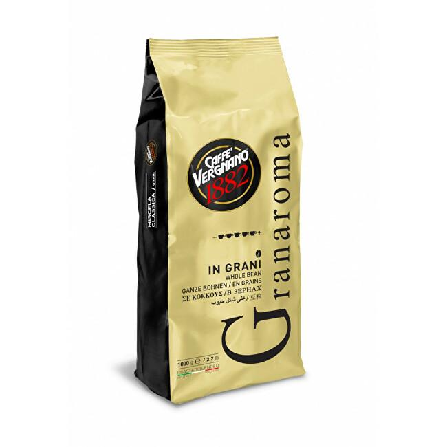 Káva zrnková Vergnano Granaroma 1 kg
