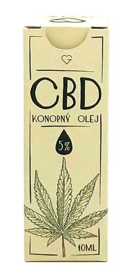 Zobrazit detail výrobku Goodie CBD - Konopný olej 5% 10 ml