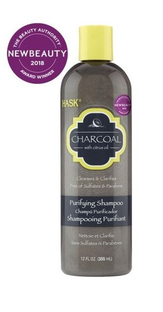 Zobrazit detail výrobku Hask Čisticí šampon Charcoal - citrus.olej 355 ml