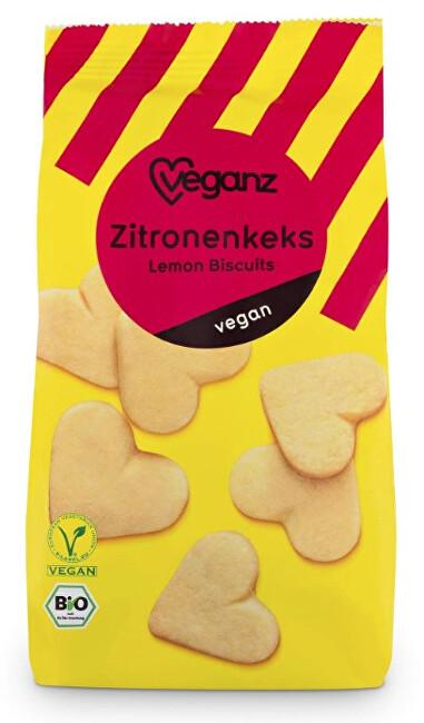 Zobrazit detail výrobku Veganz Citrónové sušenky, Bio 150 g