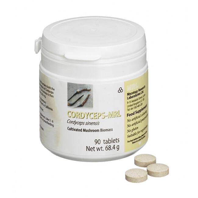 Zobrazit detail výrobku MRL Cordyceps sinensis 90 tablet