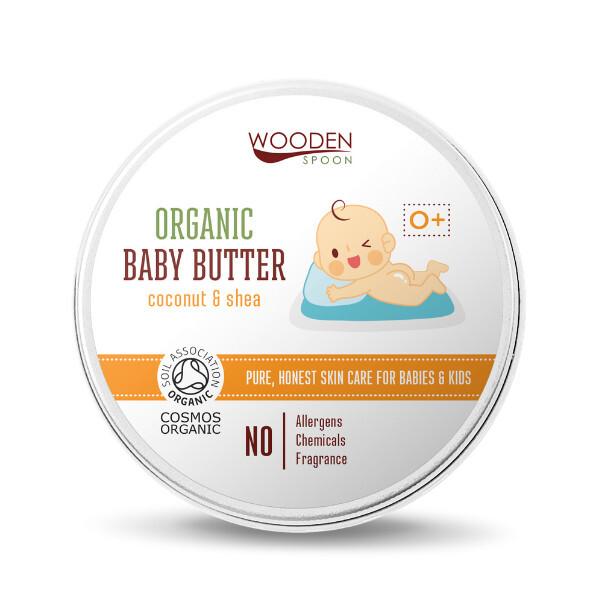 Zobrazit detail výrobku WoodenSpoon Dětské tělové máslo WoodenSpoon 100 ml