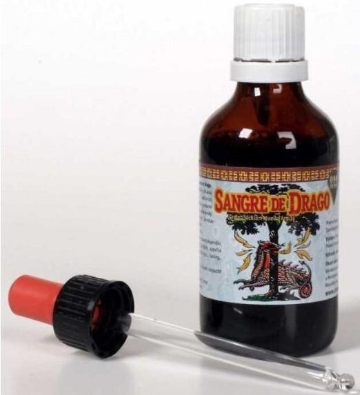 ORO VERDE Dračí krev (Sangre de Drago) 50 ml