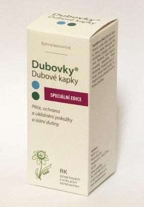 Zobrazit detail výrobku Dědek Kořenář Dubovky – Dubové kapky RK SE 100 ml - Speciální edice