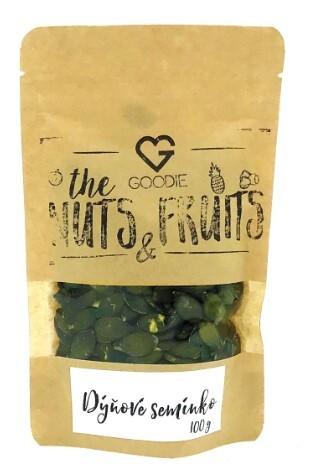 Zobrazit detail výrobku Goodie Dýňová semínka 100 g