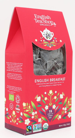 Zobrazit detail výrobku English Tea Shop English breakfast 15 sáčků