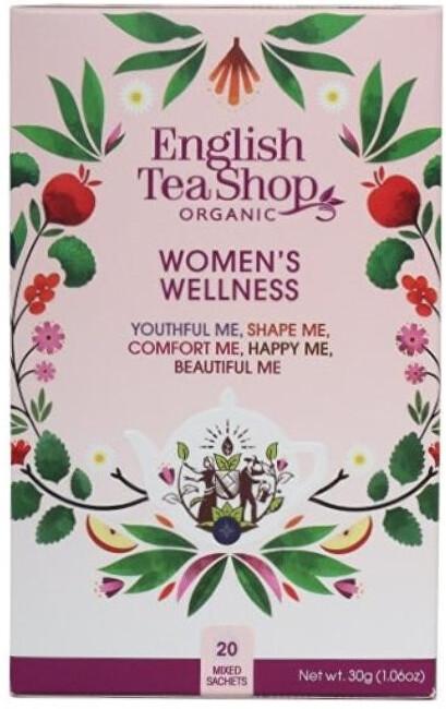 Zobrazit detail výrobku English Tea Shop MIX dámský Wellness, BIO 20 sáčků