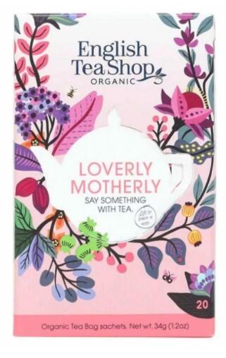Zobrazit detail výrobku English Tea Shop MIX jako od maminky, BIO 20 sáčků