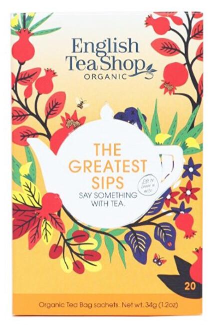Zobrazit detail výrobku English Tea Shop MIX ty nejlepší doušky, BIO 20 sáčků
