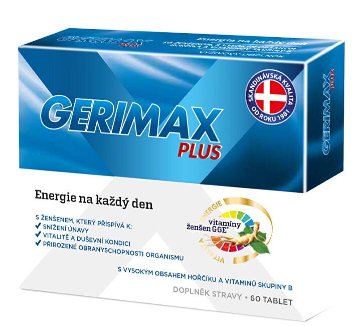 Zobrazit detail výrobku Gerimax GerimaxPlus 60 tablet