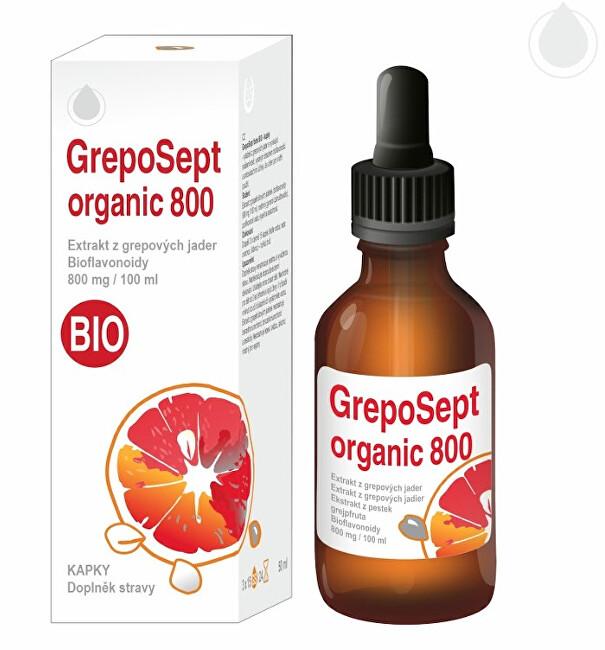 Zobrazit detail výrobku GrepoSept GrepoSept ORGANIC 800 25 ml